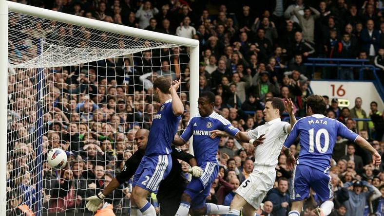 Gol dla Chelsea