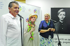 Milena Dravić promocija knjige