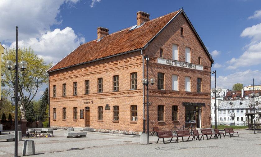 Muzeum Warmii i Mazur w Olsztynie.