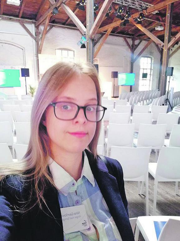 Naš reporter Nina Gavrilović u srcu Fejsbuka