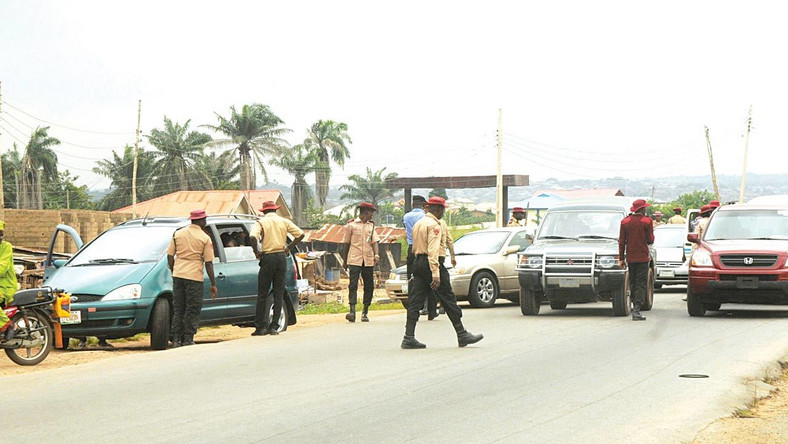 FRSC gets approval to carry arms on duty
