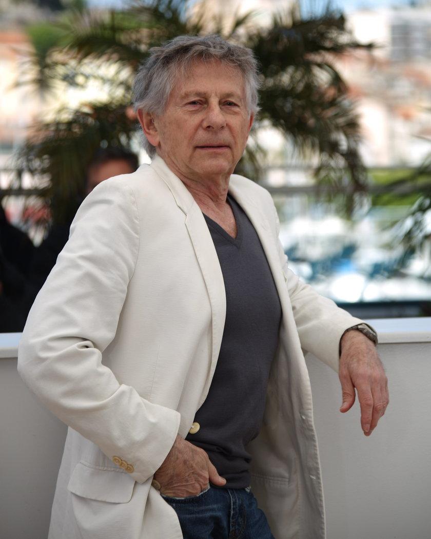 Roman Polański w maju 2013 roku