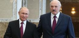 Władimir Putin chce pomóc Łukaszence. Kreml wydał oświadczenie