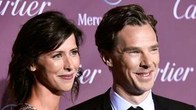 Benedict Cumberbatch i Sophie Hunter zostaną rodzicami. To już pewne