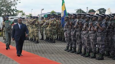 Everything you need to know about the failed military coup in Gabon