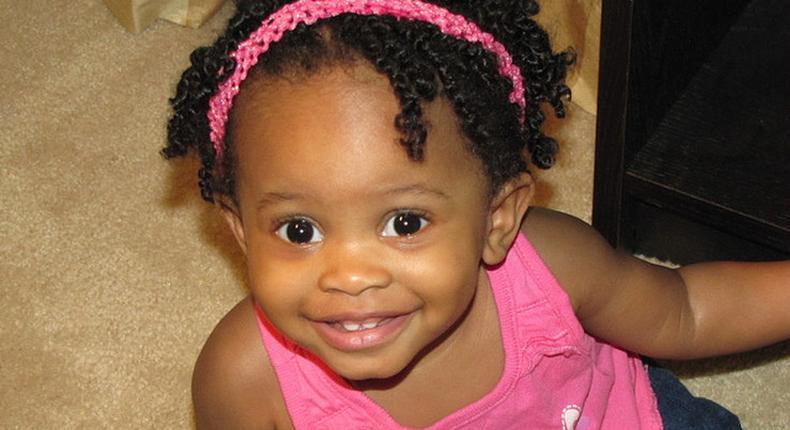 Cute baby girl(hurt2healingmag)