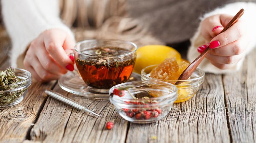 milyen tea fogyás esetén a legjobb)