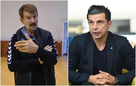 Jovica Cvetković i Dragan Škbrić