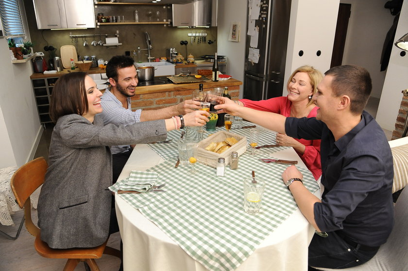 Kuchnia i jadalnia Stefano Terrazzino