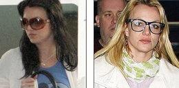 Britney jest teraz brunetką!