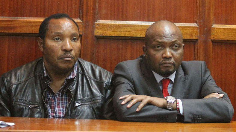 Pray for my safety – Moses Kuria asks Kenyans after his brother was sent on compulsory leave