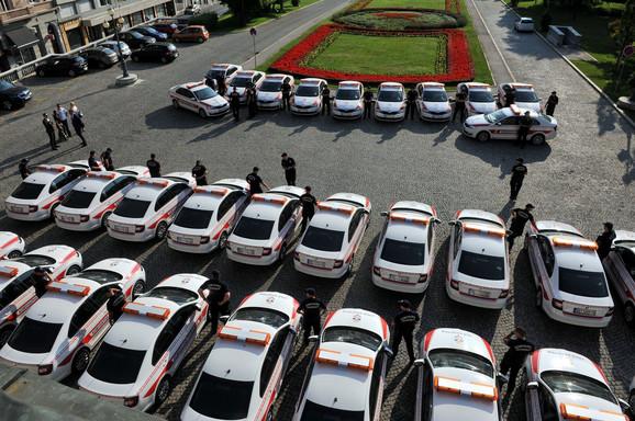 Nova vozila Komunalne milicije