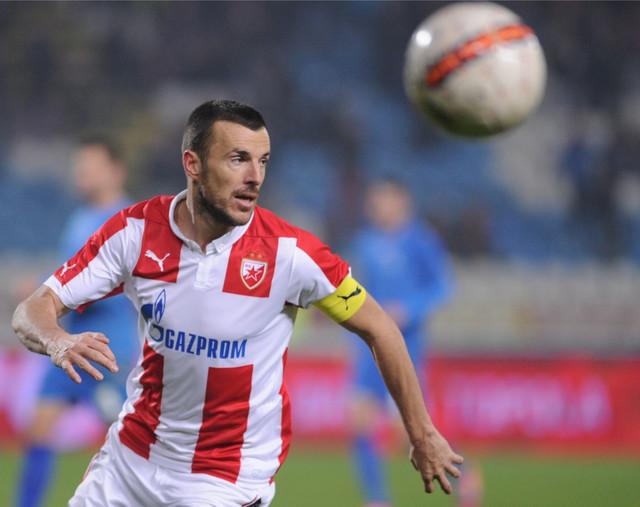 Aleksandar Luković, nekadašnji kapiten FK Crvena zvezda, sada pomoćnik sportskog direktora