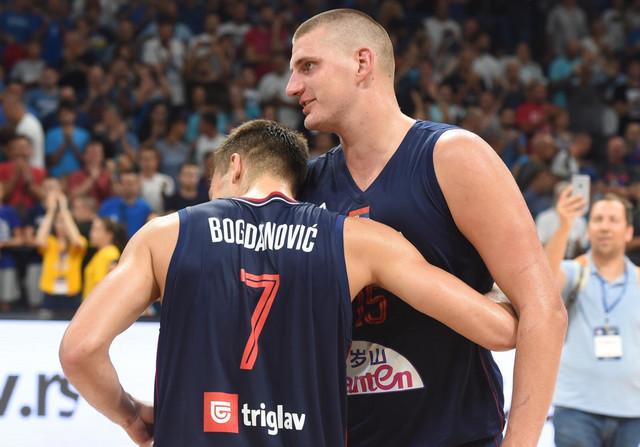 Bogdan Bogdanović, Nikola Jokić