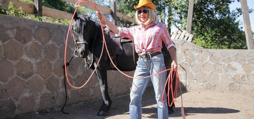 """Jadwiga z """"Sanatorium Miłości"""" Szykuje się na rodeo"""