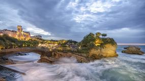 Biarritz - francuski kurort, w którym poczujesz klimat Kalifornii