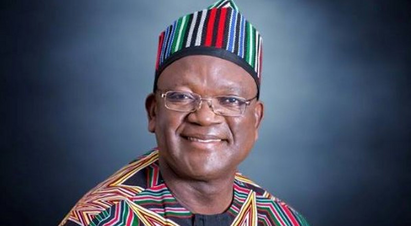 'No need to worry, I'm good to go,' Ortom says as Benue election is inconclusive