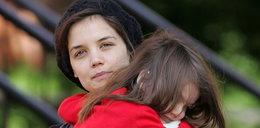 Żona i córka uciekły od Toma Cruise'a