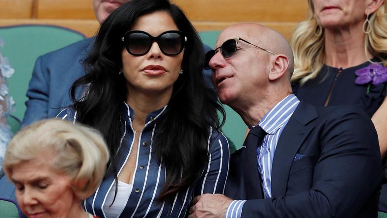Jeff Bezos Lauren Sanchez