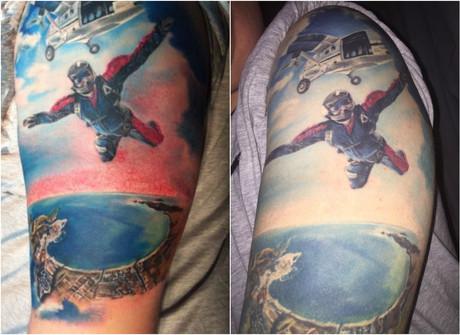 Jak Tatuaże Zmieniają Się Po Latach Zobacz Zdjęcia Noizz