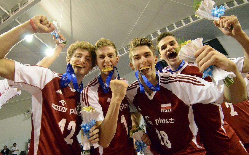 Młodzi Polacy zlali gospodarzy i są mistrzami świata