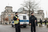 nemačka policija, bundestag, berlin
