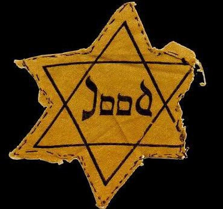 Žuta zvezda, Jevreji