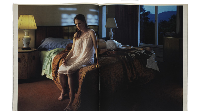 The New York Times Magazine Tearsheets Gregory Crewdson, Untitled