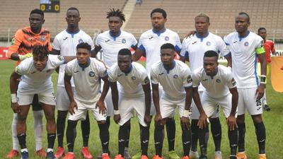 Enyimba kick off the Confederation Cup group campaign with a 2-1 win over Al-Ahly Benghazi of Libya