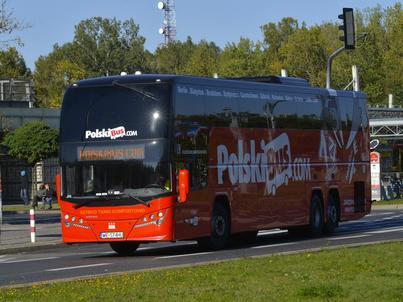 PolskiBus zaoferuje nowe trasy w kraju i za granicą