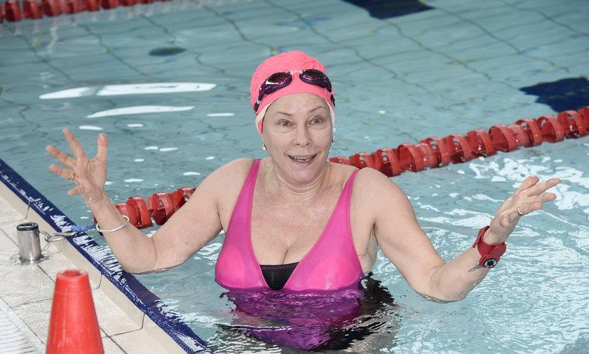 Mistrzostwach Aktorów w Pływaniu