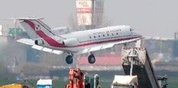 Ludzie Komorowskiego o krok od tragedii! Awaria rządowego samolotu w drodze do...