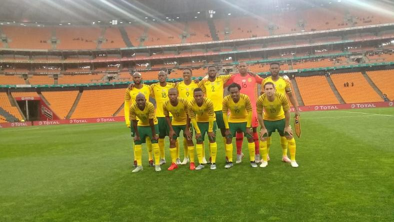 South Africa national team