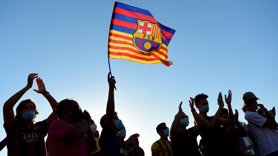 Kibice FC Barcelony