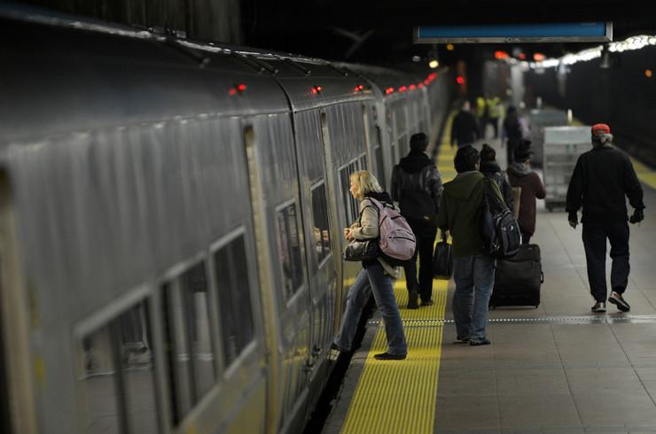 Metro u Njujorku