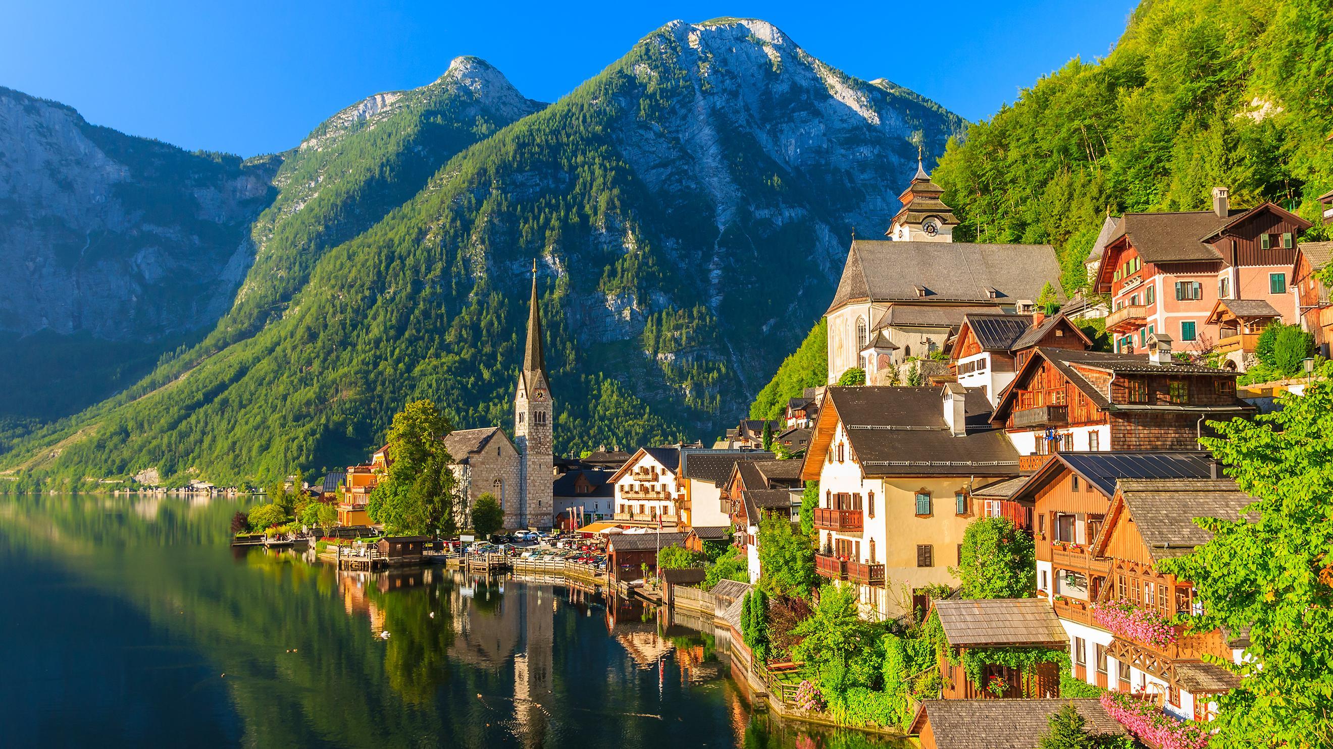 171f664a0be8ad 10 cudownych górskich miasteczek w Europie - Podróże
