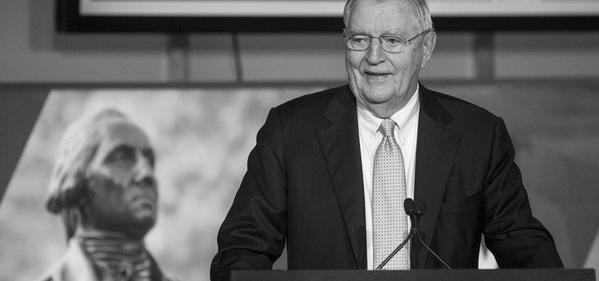 Nie żyje Walter Mondale. Był wiceprezydentem USA za kadencji Jimmy'ego Cartera