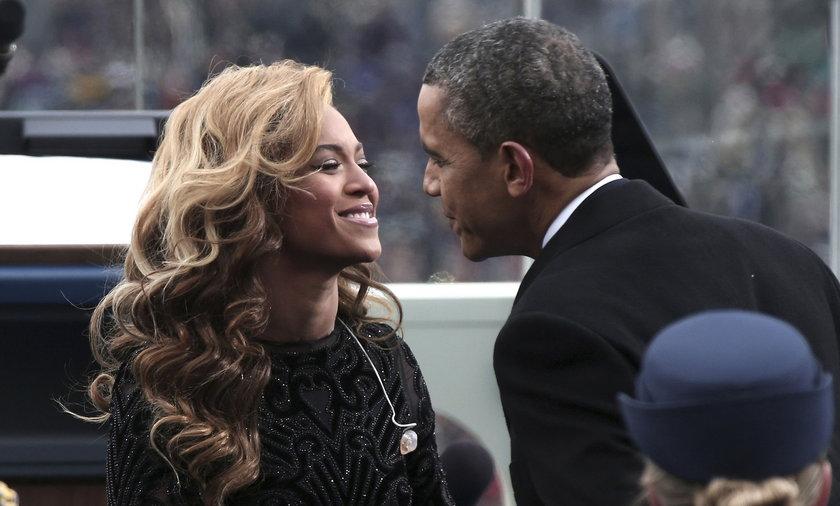 Barack Obama ma romans z Beyonce?