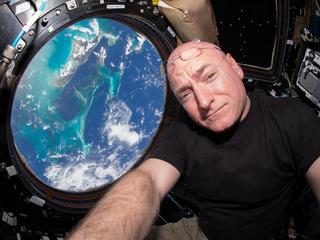 Scott Kelly, NASA