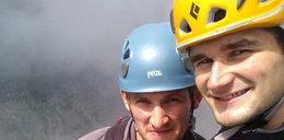 Ciało polskiego alpinisty zniesiono z gór