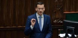 Premier Morawiecki mówi, co będzie robił. Ma jeden problem