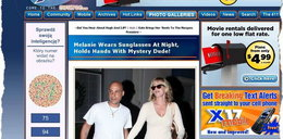 Melanie Griffith zdradza Banderasa?