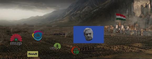 Soros, opozicija i ostali