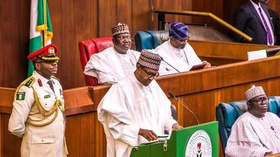 President Buhari presents $33.8 billion 2020 budget estimates on 7.5% VAT to lawmakers