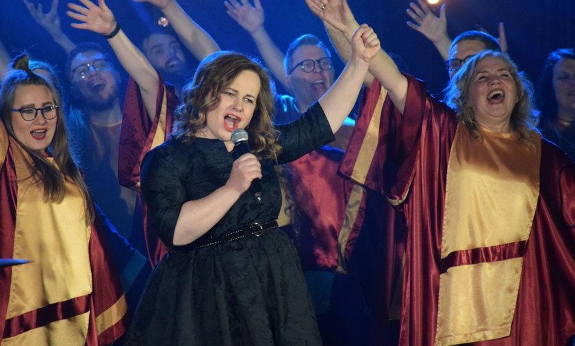 Joanna Kołaczkowska i Gospel Joy