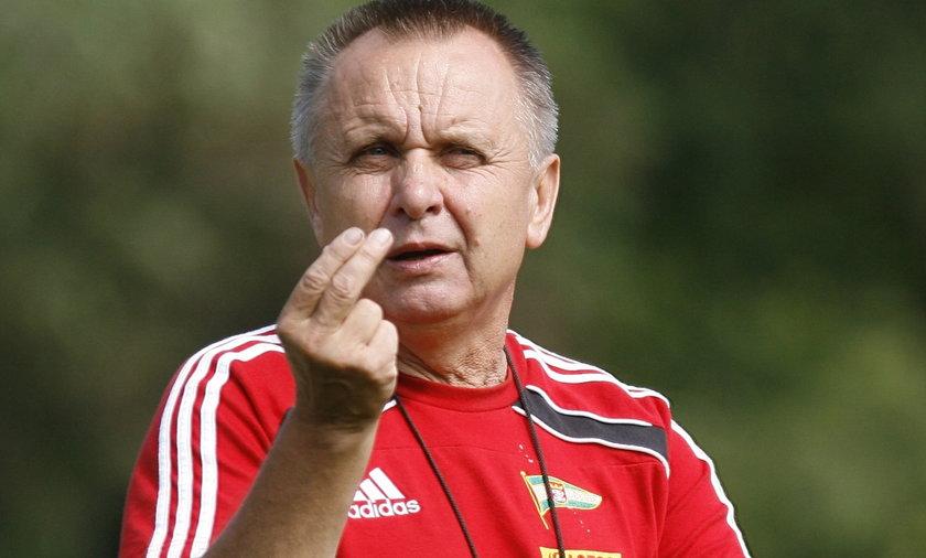 Bogusław Kaczmarek chciał kupić mecz