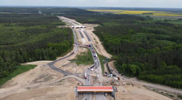 Budowa drogi S5