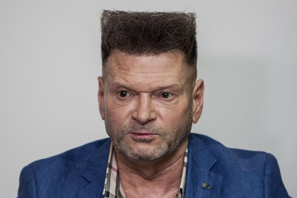 Fryzura Krzysztofa Rutkowskiego