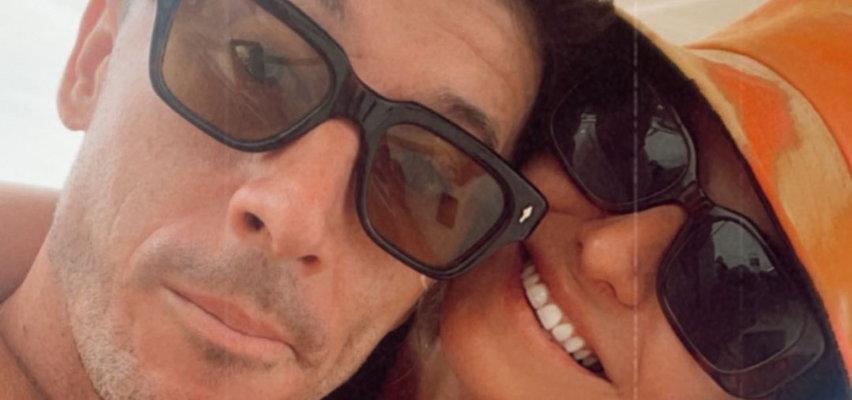 Anna i Robert Lewandowscy sami we włoskim miasteczku. Ktoś przeszkodził im w romantycznym spacerze [ZDJĘCIA]