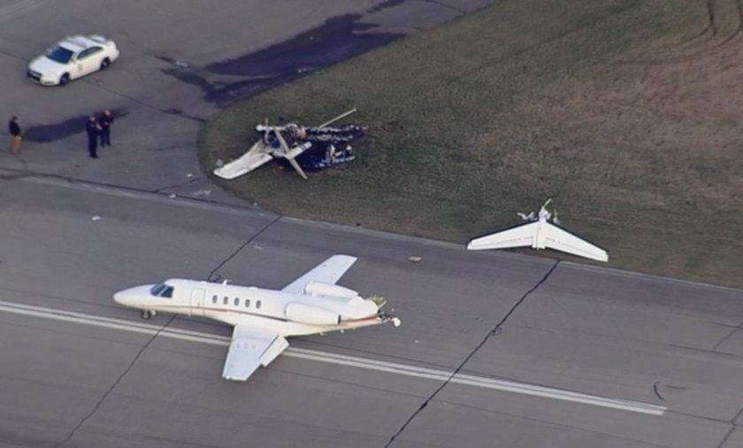 Tragedia na lotnisku. Nie żyją dwie osoby